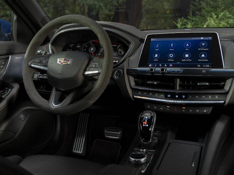 Maquoketa IA - 2021 Cadillac CT5's Interior
