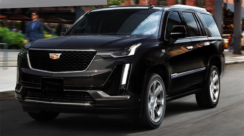 Maquoketa IA - 2021 Cadillac Escalade Overview