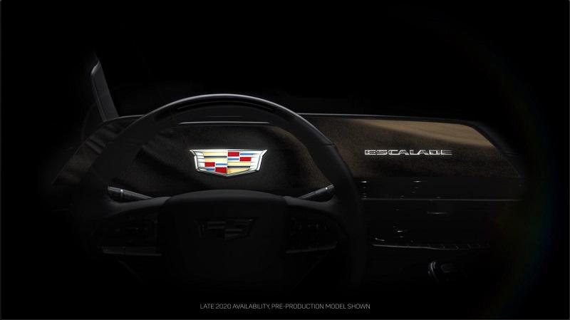Maquoketa IA - 2021 Cadillac Escalade Interior
