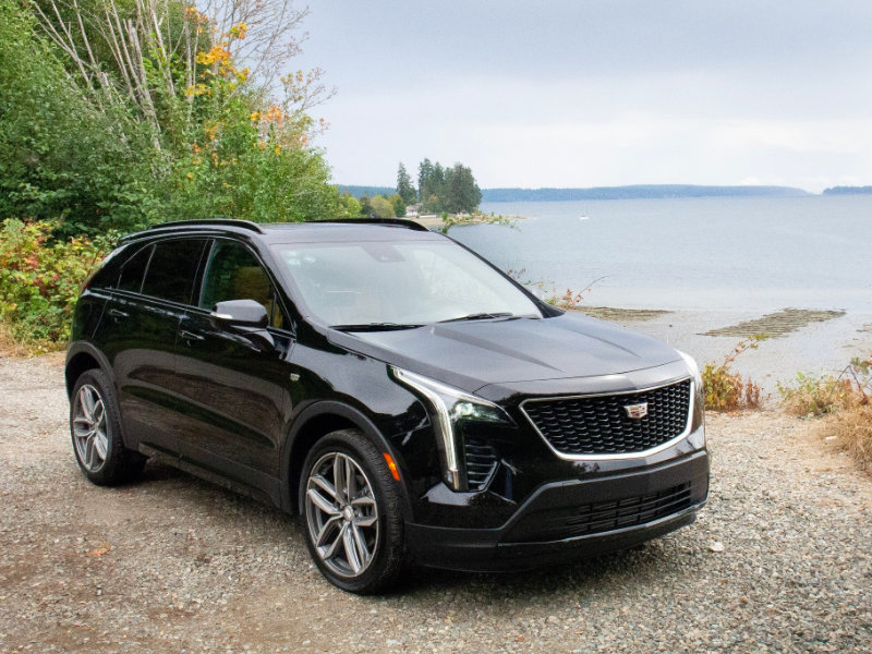 Cadillac Dealer near me Waterloo - 2021 Cadillac XT4