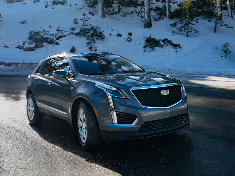 Cadillac Dealer near me Waterloo - 2021 Cadillac XT5