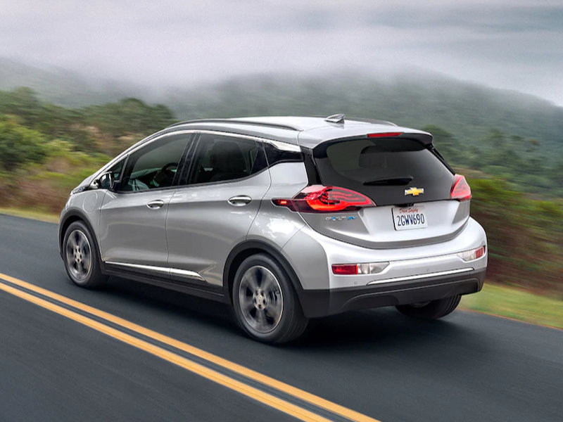 Chevrolet repair near Davenport IA - 2021 Chevrolet Bolt