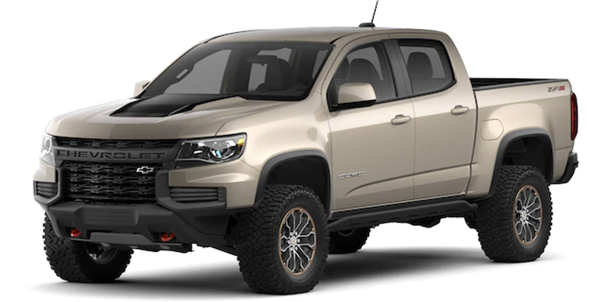 Maquoketa IA - 2021 Chevrolet Colorado Mechanical