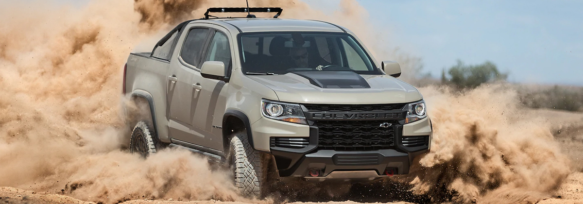 Review - 2021 Chevrolet Colorado in Maquoketa IA
