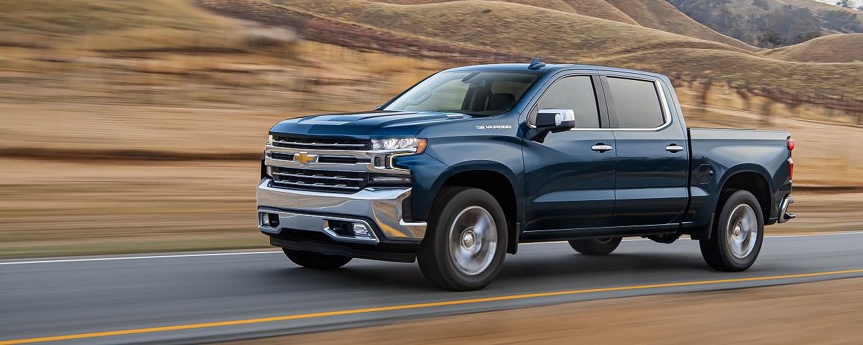 Drive Taylor - Review the 2021 Chevrolet Silverado 1500 vs 2020 model comparison near New Castle PA