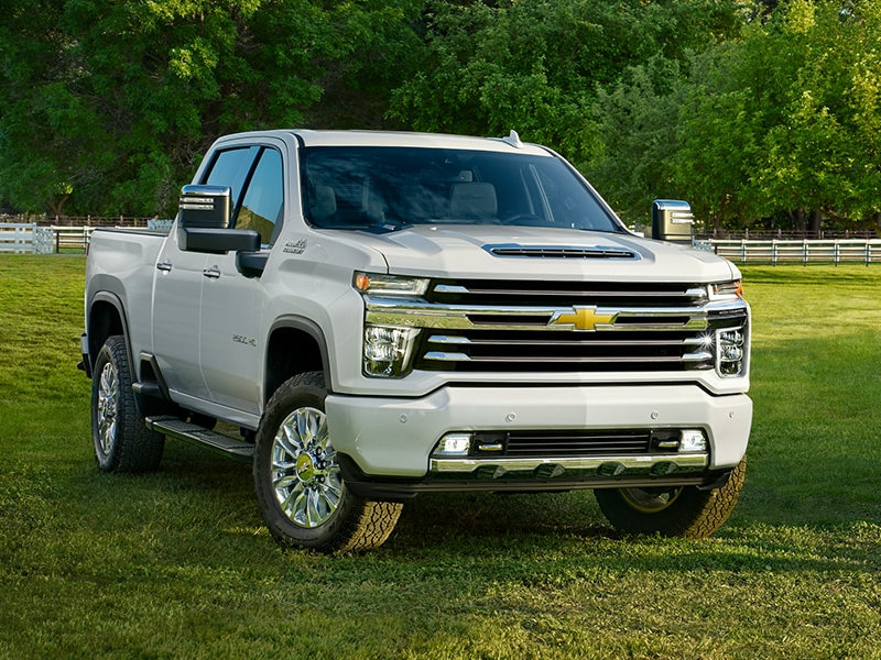 Covert Chevy of Hutto - The 2021 Chevrolet Silverado 2500 HD Offers many cabin options near Austin TX