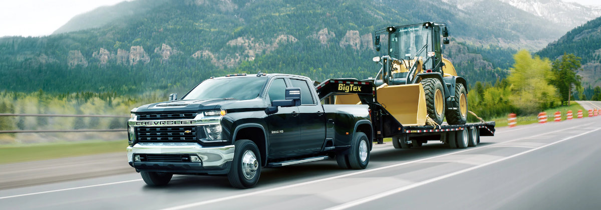 2021 Chevrolet Silverado 3500HD Trim Levels in Iowa