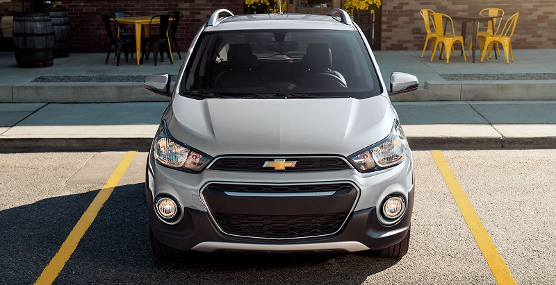 Hutto TX - 2021 Chevrolet Spark's Overview