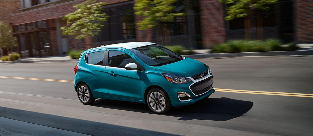 What's New - 2021 vs 2020 Chevrolet Spark in Hutto TX