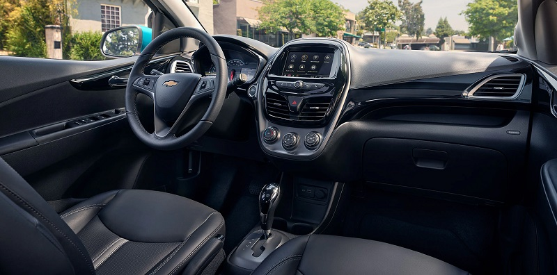 Hutto TX - 2021 Chevrolet Spark's Interior