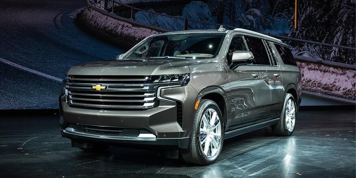 Hutto TX - 2021 Chevrolet Suburban's Overview
