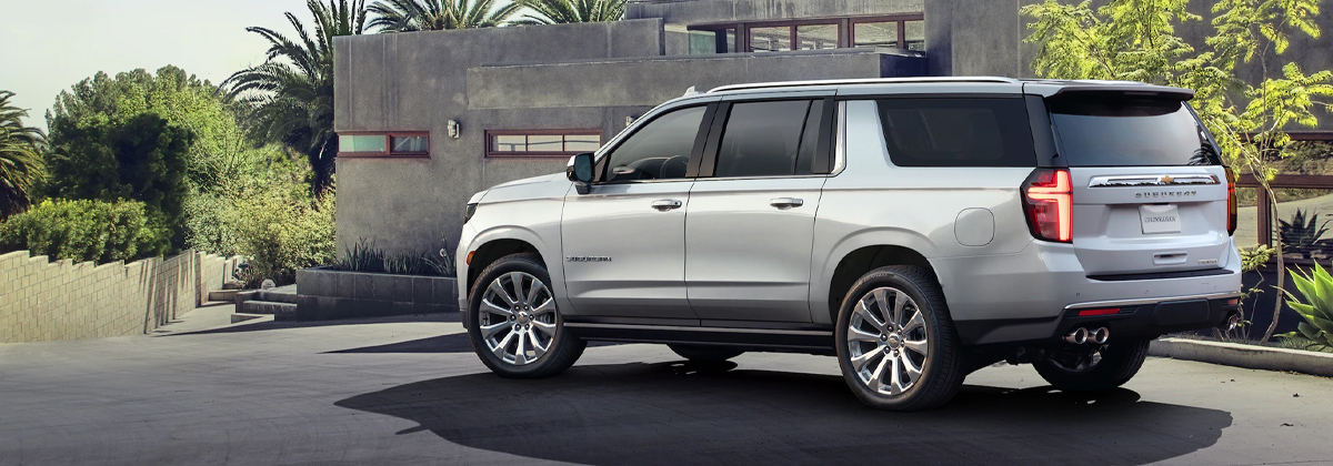 2021 Chevrolet Suburban Lease and Specials in Hermitage PA
