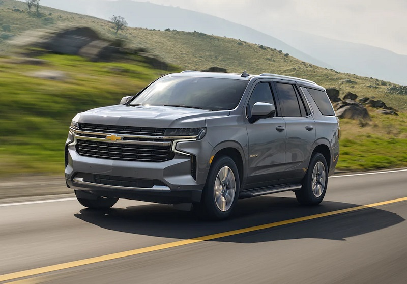 Customer Scout - 2021 Chevrolet Tahoe's Exterior