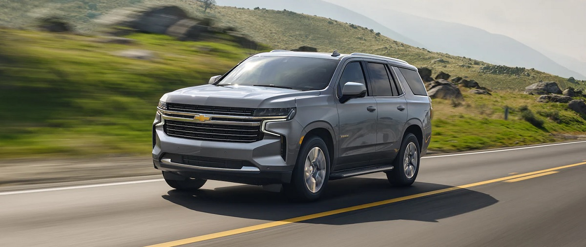 Dubuque IA - 2021 Chevrolet Tahoe Overview