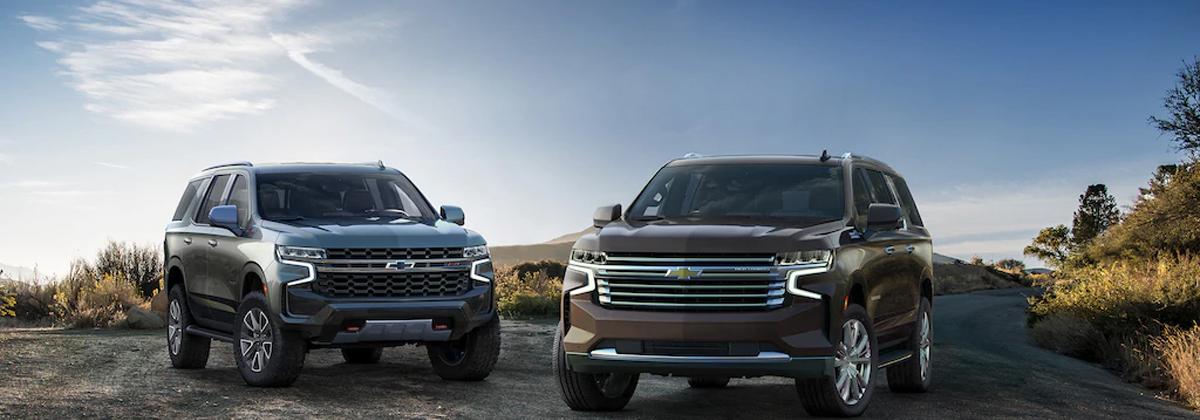 2021 Chevrolet Tahoe Lease and Specials in Hermitage PA