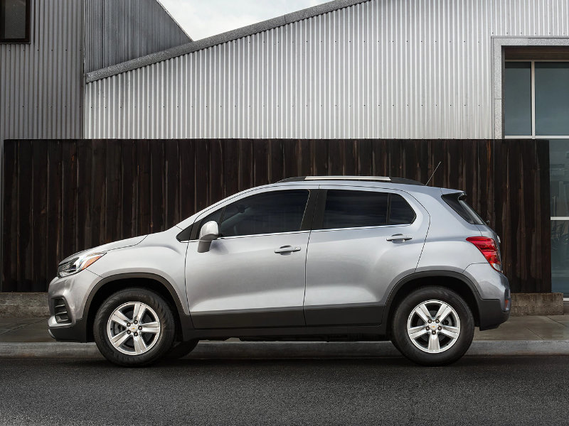 Chevrolet repair near Davenport IA - 2021 Chevrolet Trax