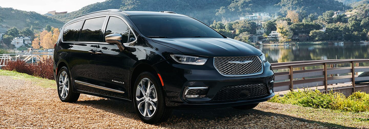 2021 Chrysler Pacifica Trim Levels in Iowa