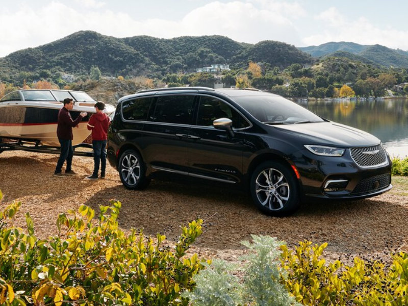 Puente Hills Dodge - The 2021 Chrysler Voyager is perfect for families near West Covina CA