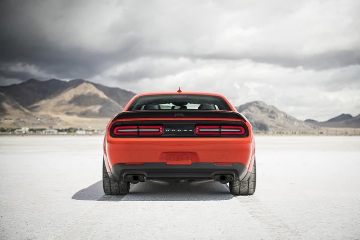 Puente Hills Dodge - See the even faster 2021 Dodge Challenger near Anaheim CA