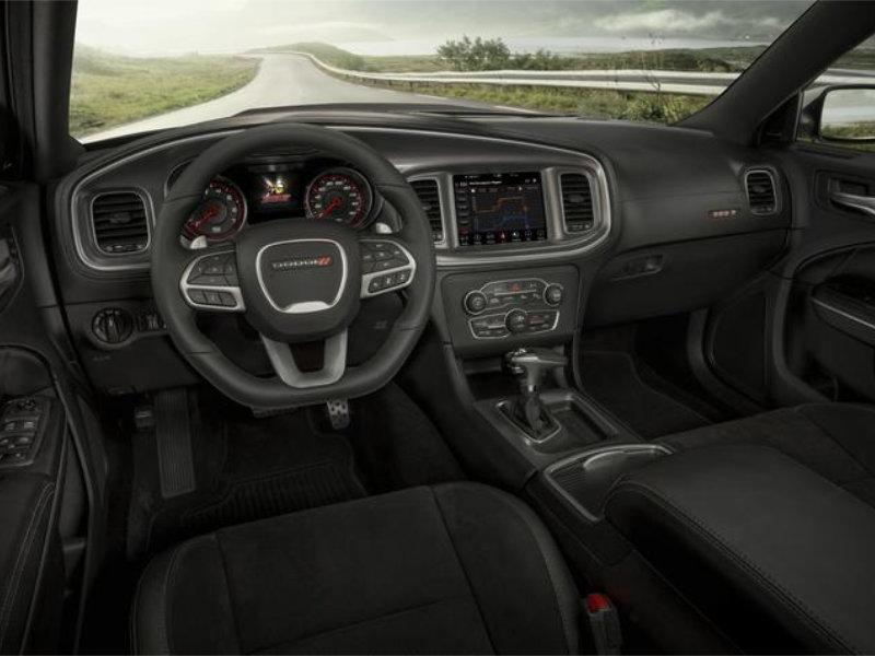 Dubuque Iowa - 2021 Dodge Charger's Interior