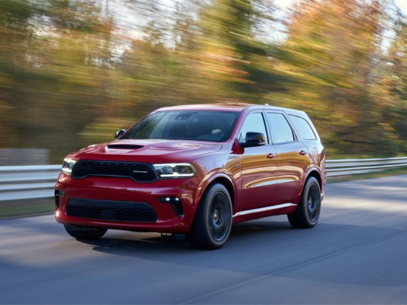 Galesburg Area Car Dealership - 2021 Dodge Durango