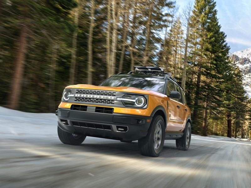 Maquoketa IA - 2021 Ford Bronco Sport Mechanical