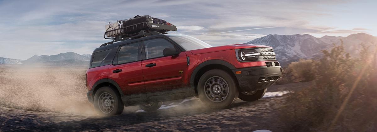 Order 2021 Ford Bronco Sport in Maquoketa IA
