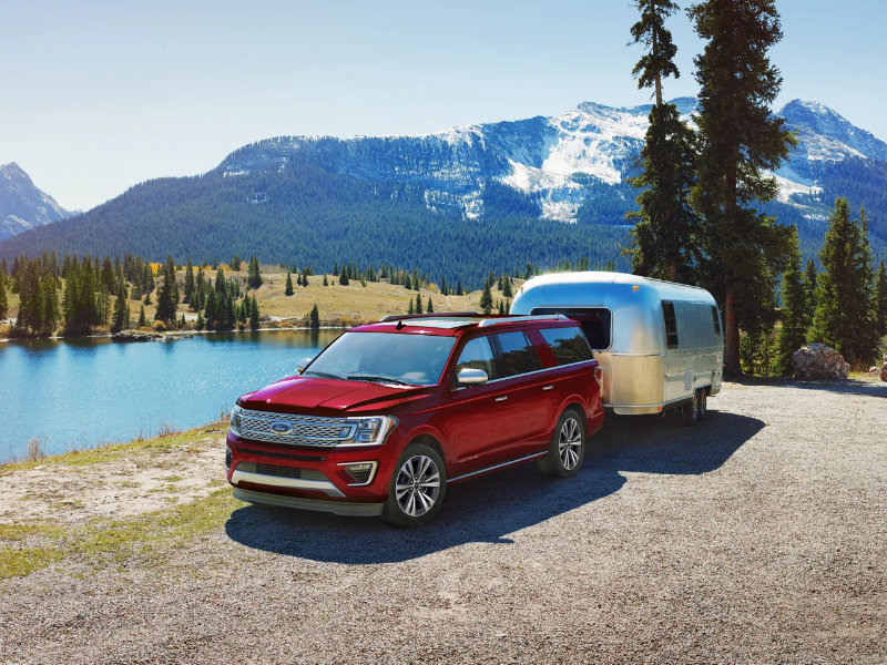 Sames Bastrop Ford - The 2021 Ford Expedition features Pro Trailer Backup Assist in Bastrop TX