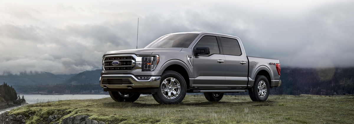 2021 Ford F-150 Trim Levels in Iowa