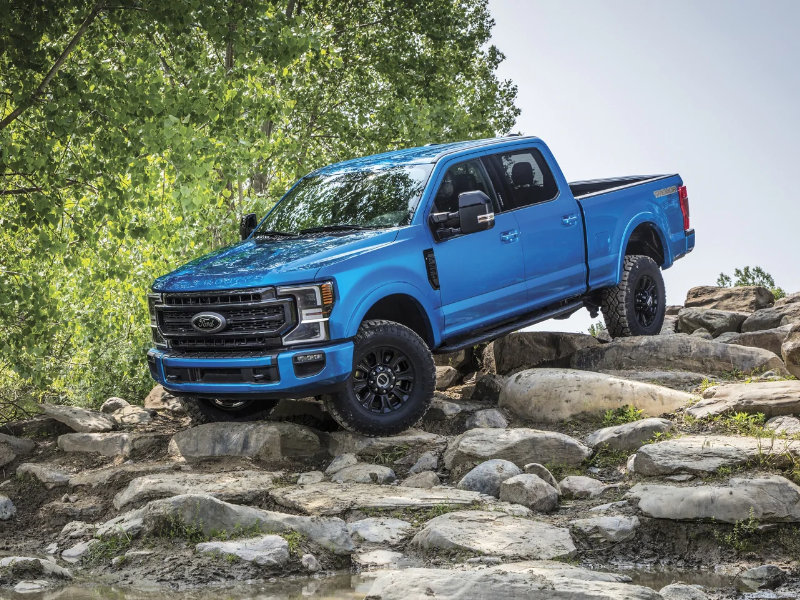 Maquoketa IA - 2021 Ford Super Duty's Overview