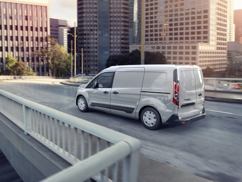 Sames Bastrop Ford - A 2021 Ford Transit Connect.offers more stability near Lockhart TX