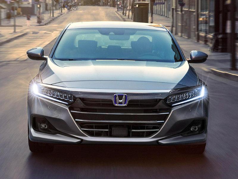 2021 Honda Accord vs 2020 Honda Accord near Quad Cities IA