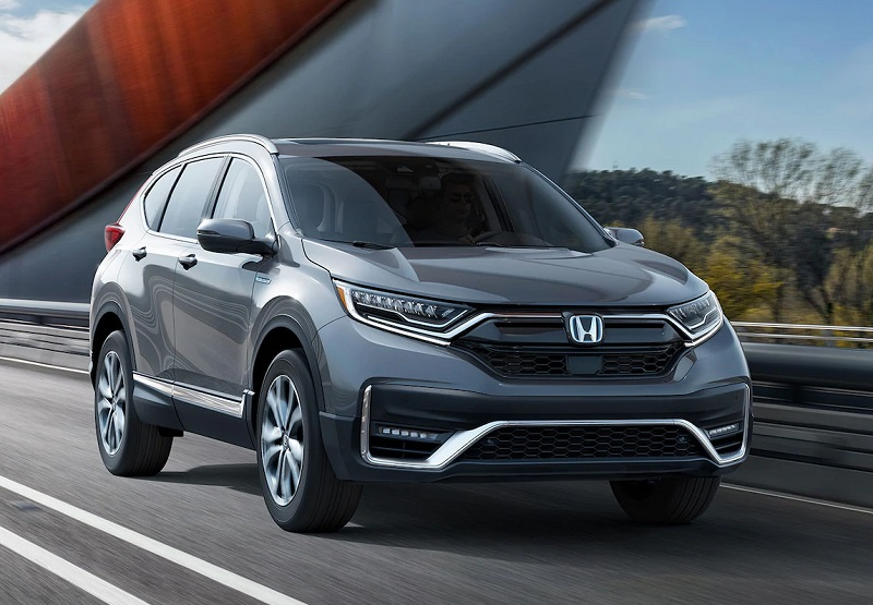 2021 Honda CR-V Hybrid near Iowa City IA