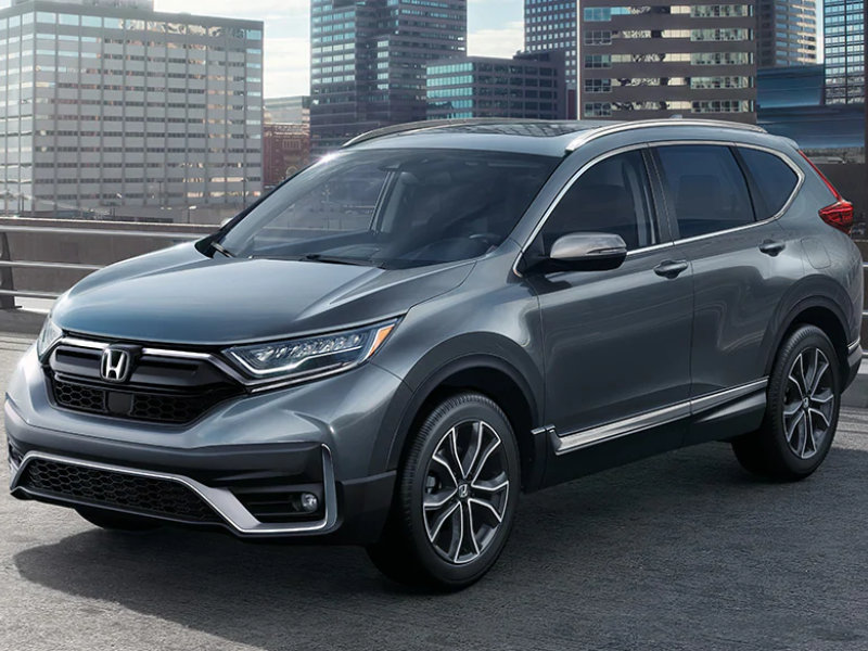 Research 2021 Honda CR-V in West Burlington IA