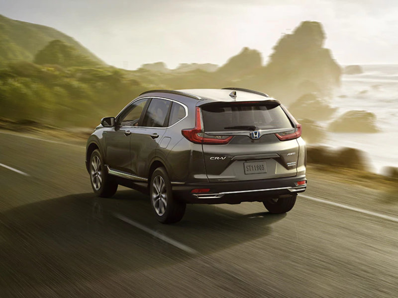 2021 Honda CR-V Lease and Specials near Quad Cities IA