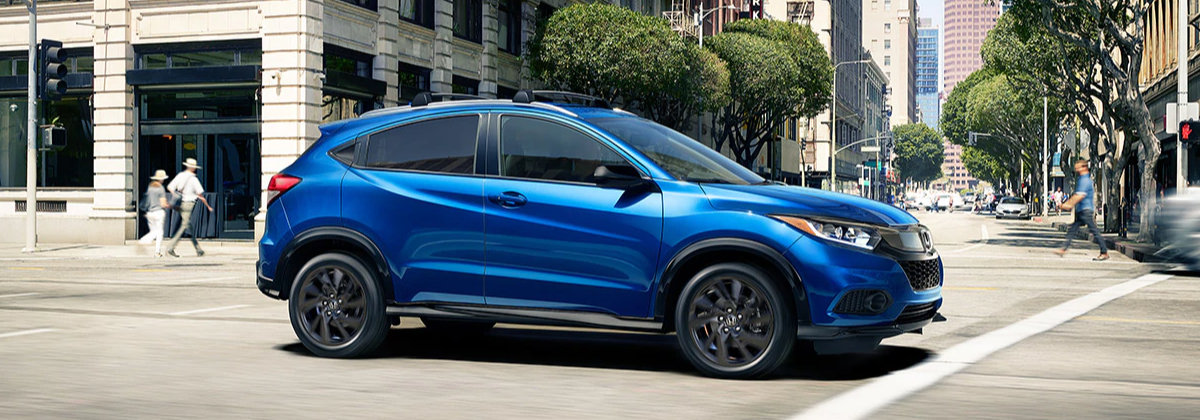 Brad Deery Honda - A 2021 Honda HR-V is packed with new features in West Burlington IA