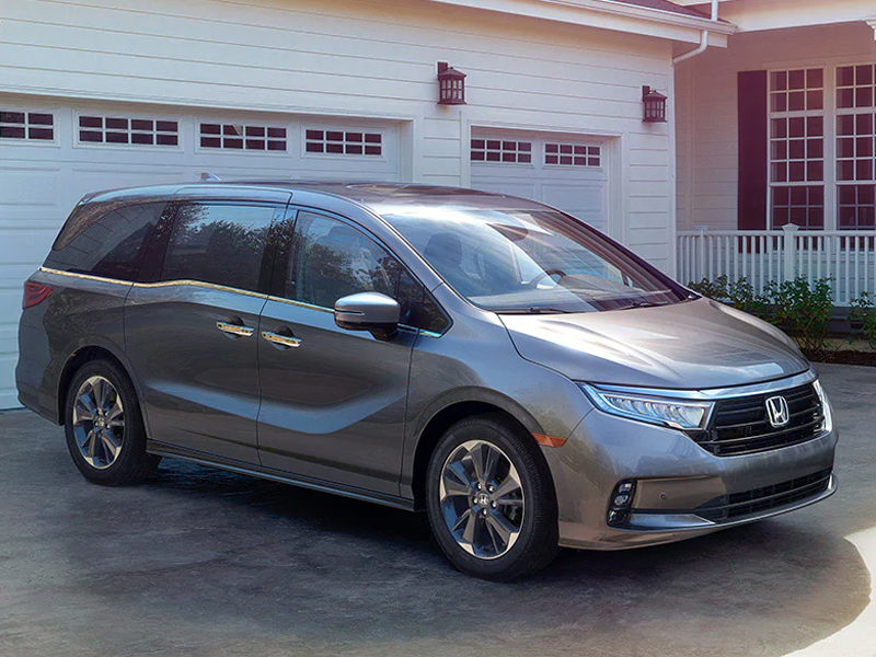 2021 Honda Odyssey near Iowa City IA