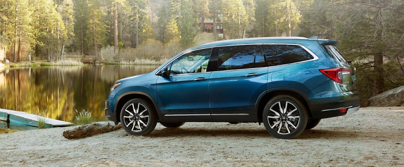 Ask about the new 2021 Honda Pilot in West Burlington IA