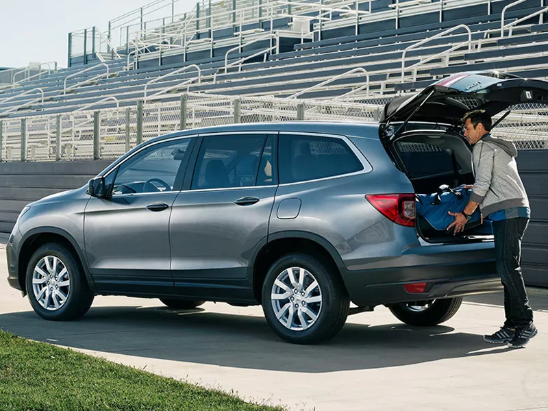 Mount Pleasant Area 2021 Honda Pilot