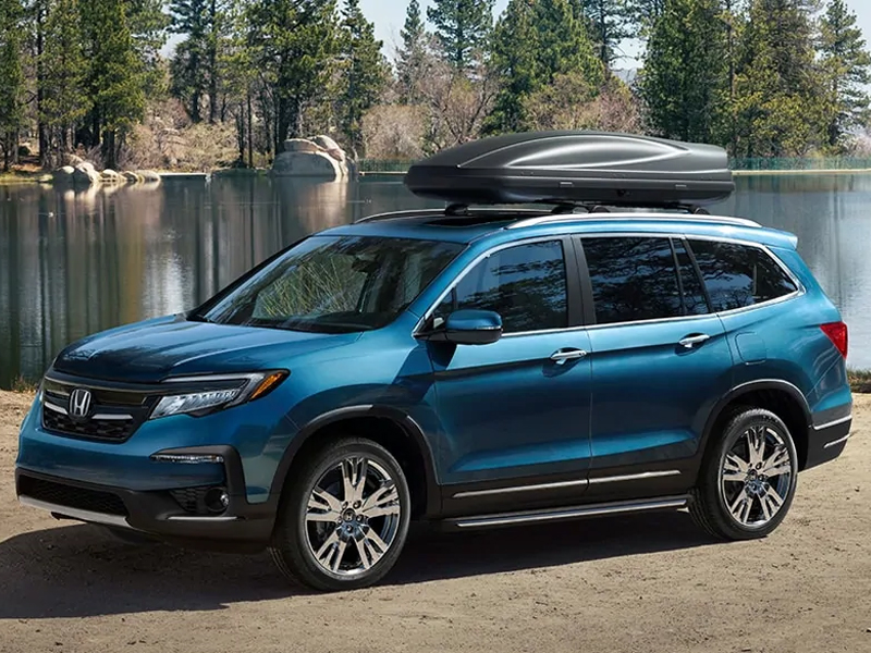 Brad Deery Honda - Check out all the 2021 Honda Pilot has to offer near Macomb IL