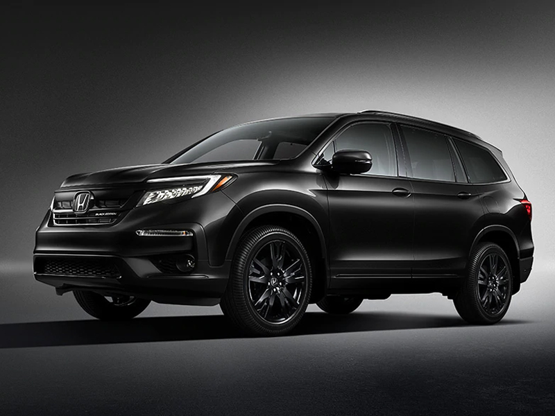 Research 2021 Honda Pilot in West Burlington IA