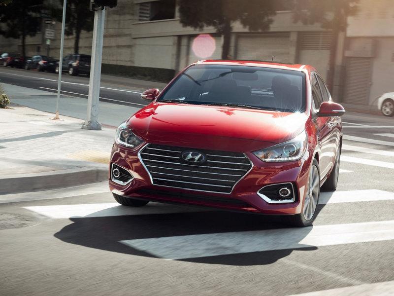 Southfield MI - 2021 Hyundai Accent's Overview