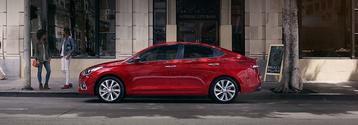2021 Hyundai Accent in Southfield MI