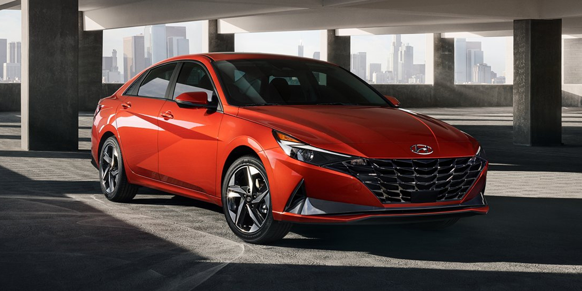 2021 Hyundai Elantra Lease and Specials near Longmont CO