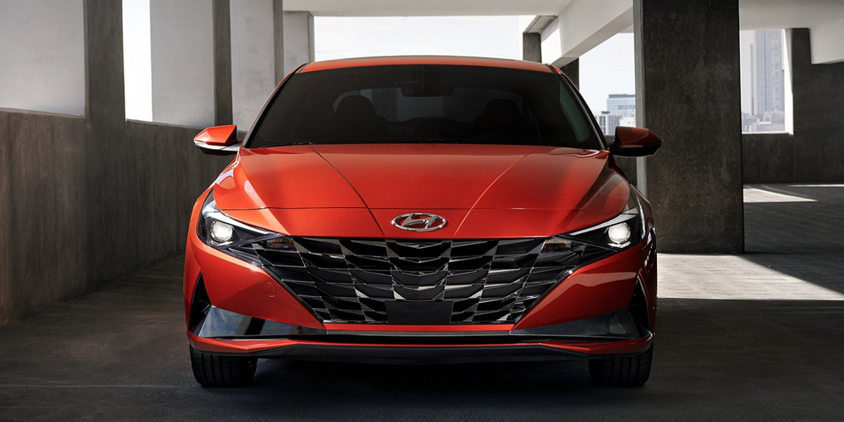 2021 Hyundai Elantra Lease and Specials near Providence RI
