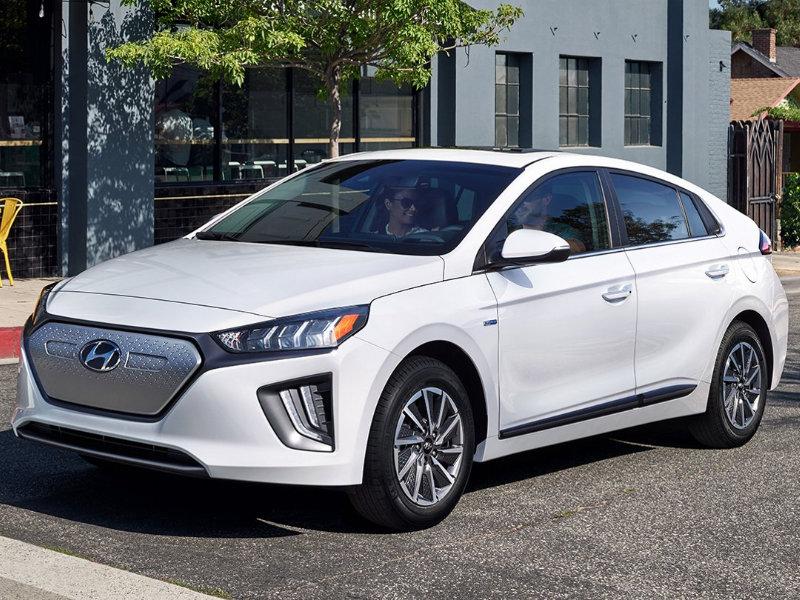 Denver CO - 2021 Hyundai IONIQ Electric's Overview