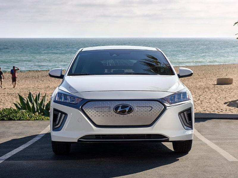 Denver CO - 2021 Hyundai IONIQ Electric's Exterior