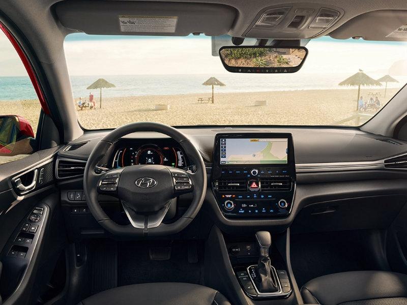 Denver CO - 2021 Hyundai IONIQ Electric's Interior