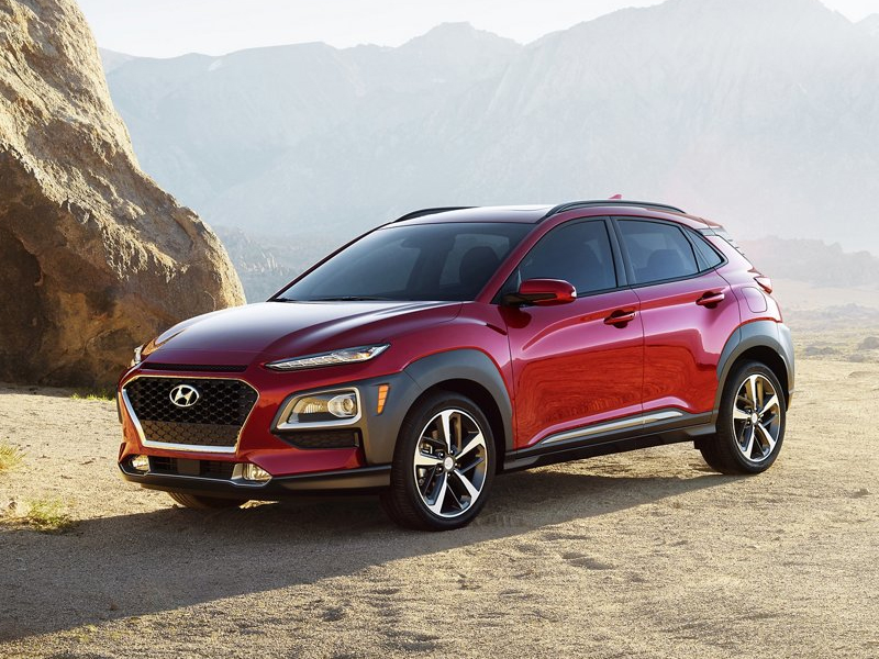 2021 Hyundai Kona Review - Boulder CO