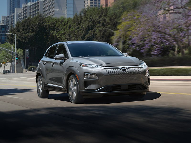 Broomfield Area 2021 Hyundai Kona Electric